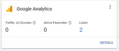 Analytics Zielgruppenquelle